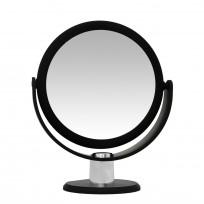 Espejo de Mesa Negro Doble x10
