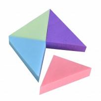 Pack de 4 Esponjas de Maquillaje Triangulares