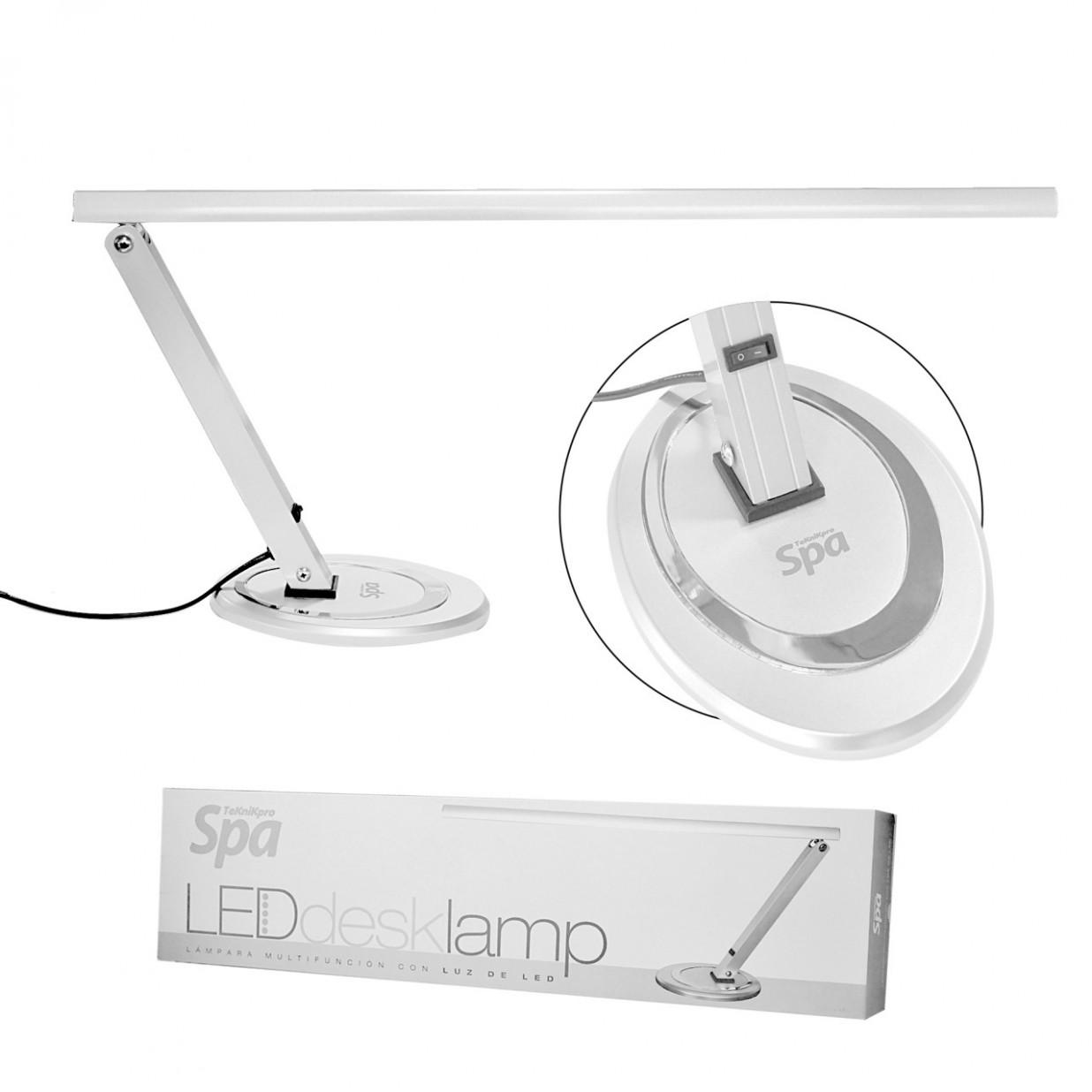 De Mesa TeknikPro Multifunción LED Lámpara de Uñas 6gYf7by