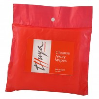 Cleanse Away Wipes x 50 Unidades